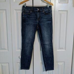 Petite size jeans
